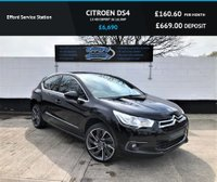 USED 2012 12 CITROEN DS4 2.0 HDI DSPORT 5d 161 BHP