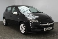 USED 2015 65 VAUXHALL CORSA 1.2 STING 5DR 69 BHP FULL SERVICE HISTORY FULL SERVICE HISTORY + BLUETOOTH + CRUISE CONTROL + MULTI FUNCTION WHEEL + AIR CONDITIONING + RADIO/CD/AUX/USB + ELECTRIC WINDOWS + ELECTRIC MIRRORS + 16 INCH ALLOY WHEELS