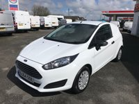 2014 FORD FIESTA 1.6  TDCi 95 ECOnetic £4995.00