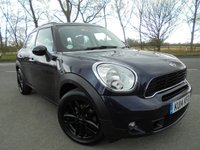 USED 2014 14 MINI COUNTRYMAN 2.0 COOPER SD 5d 141 BHP