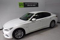 2014 INFINITI Q50 2.1 PREMIUM D 4d AUTO 168 BHP £12000.00