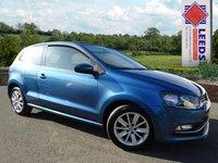 USED 2015 15 VOLKSWAGEN POLO 1.2 TSI SE  1 OWNER + FULL VW HISTORY + £20 ROAD ATX