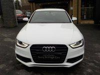 USED 2012 12 AUDI A4 2.0 TDI QUATTRO BLACK EDITION 4d 174 BHP Genuine Audi Black Edition Spec!! Quattro!!