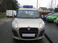2011 FIAT DOBLO 1.4 DYNAMIC 16V 5d 95 BHP £3750.00