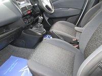 USED 2011 11 FIAT DOBLO 1.4 DYNAMIC 16V 5d 95 BHP