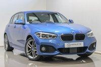 USED 2016 16 BMW 1 SERIES 2.0 120D M SPORT 5d AUTO 188 BHP