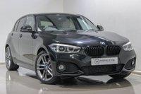 USED 2016 16 BMW 1 SERIES 2.0 125I M SPORT 5d 215 BHP