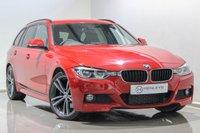 USED 2016 16 BMW 3 SERIES 2.0 318D M SPORT TOURING 5d AUTO 148 BHP