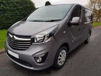 USED 2015 15 VAUXHALL VIVARO 1.6 2700 L1H1 CDTI P/V SPORTIVE FVSH, Great Spec, Lovely Condition.