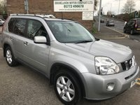 2007 NISSAN X-TRAIL 2.0 SPORT EXPEDITION DCI 5d 148 BHP £SOLD