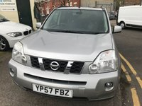 USED 2007 57 NISSAN X-TRAIL 2.0 SPORT EXPEDITION DCI 5d 148 BHP
