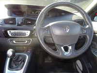 USED 2014 64 RENAULT SCENIC 1.5 dCi Dynamique TomTom Energy 5dr [Start Stop] Bose Plus pack Pan S/Roof