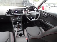 USED 2015 15 SEAT LEON 1.4 TSI ACT 150 FR 5dr [Technology Pack]*Nav,Cruise,Media,DSH*