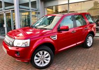 USED 2012 62 LAND ROVER FREELANDER 2 2.2 SD4 HSE 5d AUTO 190 BHP