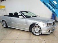 2002 BMW 3 SERIES 3.0 330CI 2d AUTO 228 BHP £5995.00