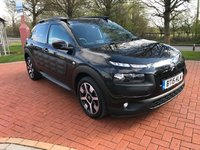 2015 CITROEN C4 CACTUS 1.6 E-HDI FLAIR ETG6 5d AUTO 91 BHP £8499.00