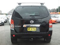 USED 2011 11 NISSAN PATHFINDER 2.5 TEKNA DCI 5d AUTO 188 BHP * 7 SEATER * 18 Inch Alloys, Reversing Camera
