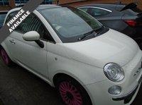 USED 2012 61 FIAT 500 1.2 LOUNGE 3d 69 BHP