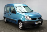 USED 2008 58 RENAULT KANGOO 1.1 AUTHENTIQUE 16V 5DR 75 BHP WHEEL CHAIR ACCESS LOW MILES WHEEL CHAIR ACCESS + LOW MILEAGE + AIR CONDITIONING + RADIO/CD + CLOTH UPHOLSTERY