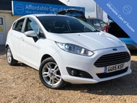 USED 2015 15 FORD FIESTA 1.2 ZETEC 5d 81 BHP Amazingly Low Mileage, 5 door 1 owner from new