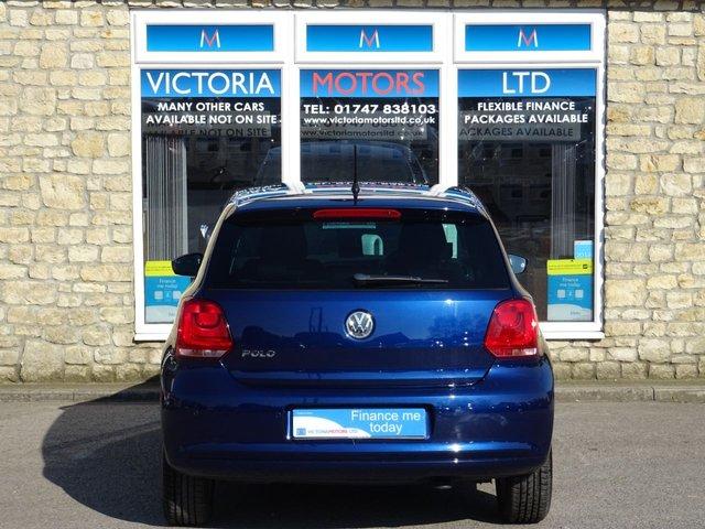 VOLKSWAGEN POLO at Victoria Motors Ltd