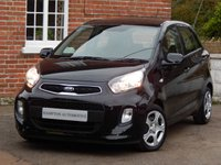 USED 2016 66 KIA PICANTO 1.0 1 AIR 5d 65 BHP