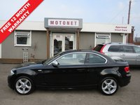 USED 2012 12 BMW 1 SERIES 2.0 118D EXCLUSIVE EDITION 2DR COUPE DIESEL 141 BHP +++APRIL SALE NOW ON+++