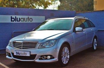 2012 MERCEDES-BENZ C 220 2.1 CDI BLUE EFFICIENCY ELEGANCE 5d AUTO 168 BHP £10560.00
