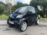 USED 2006 06 SMART FORTWO 0.7 NIGHTRUN 2d AUTO 74 BHP BRABUS EDITION GREAT LOOKING SMART WITH BRABUS KIT
