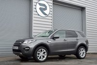 USED 2017 66 LAND ROVER DISCOVERY SPORT 2.0 TD4 HSE 5d AUTO 180 BHP