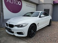 USED 2015 15 BMW 4 SERIES 2.0 420D XDRIVE M SPORT 2d AUTO 188 BHP