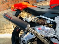 USED 2004 04 APRILIA RSV1000 MILLE  Remus Exhausts