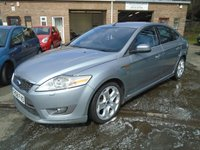 USED 2008 58 FORD MONDEO 2.2 TITANIUM X SPORT TDCI 5d 173 BHP CHEAP PX TO CLEAR