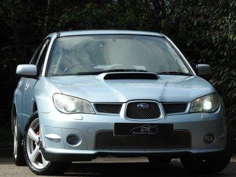 2006 SUBARU IMPREZA 2.5 WRX 4d 227 BHP £4950.00