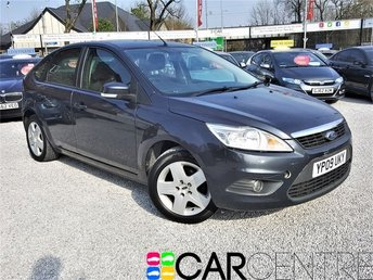 View our 2009 09 FORD FOCUS 1.6 STYLE 5d 100 BHP
