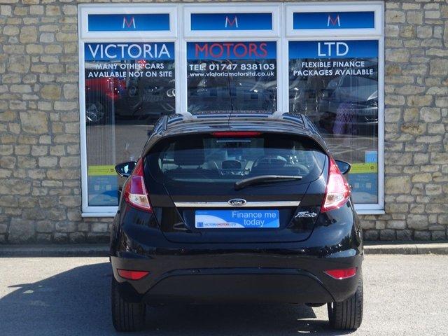 FORD FIESTA at Victoria Motors Ltd