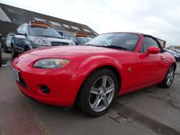 USED 2005 55 MAZDA MX-5 1.8 I CONVERTIBLE LOW MILES MINT CAR