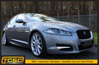 USED 2012 12 JAGUAR XF 3.0 V6 S PREMIUM LUXURY 4d AUTO 275 BHP FANTASTIC VALUE FOR MONEY AND THE BIGGER 275HP ENGINE WITH FULL SERVICE HISTORY!!!