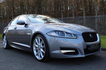 2012 JAGUAR XF 3.0 V6 S PREMIUM LUXURY 4d AUTO 275 BHP £11750.00