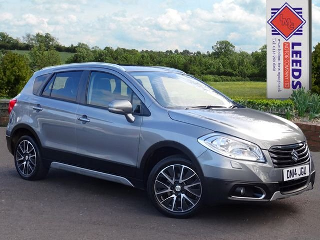 View our SUZUKI SX4 S-CROSS