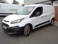 USED 2015 15 FORD TRANSIT CONNECT 1.6 240 P/V 1d 94 BHP