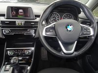 USED 2015 15 BMW 2 SERIES 1.5 216d SE 5dr Navigation*Auto Opening Remote tailgate*Media*FSH