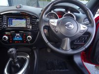 USED 2017 17 NISSAN JUKE 1.2 DiG-T N-Connecta 5dr FSH,LOW MILEAGE