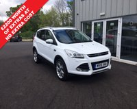 USED 2015 15 FORD KUGA 2.0 TDCI TITANIUM X 150 BHP THIS VEHICLE IS AT SITE 2 - TO VIEW CALL US ON 01903 323333