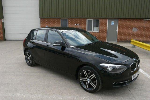 2014 14 BMW 1 SERIES 2.0 118D SPORT 5d 141 BHP