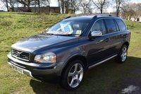 2008 VOLVO XC90 2.4 D5 R-DESIGN AWD 5d AUTO 185 BHP £6499.00