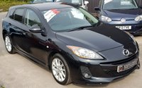 USED 2012 12 MAZDA 3 1.6 SPORT 5d 103 BHP 1 Owner from New - 6 Mazda Services - Low Mileage