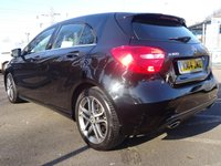 USED 2014 14 MERCEDES-BENZ A CLASS 1.5 A180 CDI BlueEFFICIENCY Sport 5dr  Navigation fsh low mileage