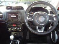 USED 2015 65 JEEP RENEGADE 2.2 CRD Sport Plus 5dr Low Mileage *Navigation* Media*Htd lthr*FSH