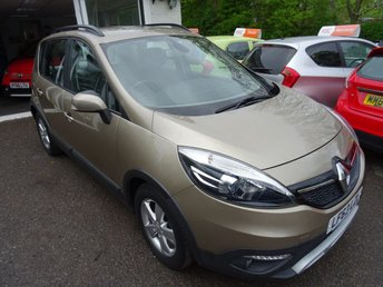 View our RENAULT SCENIC XMOD